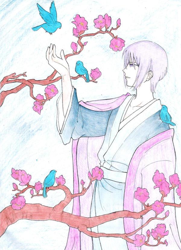 FB: Akito Sohma by Before-I-Sleep