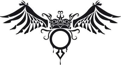 Tribal Crown Tattoo Designs