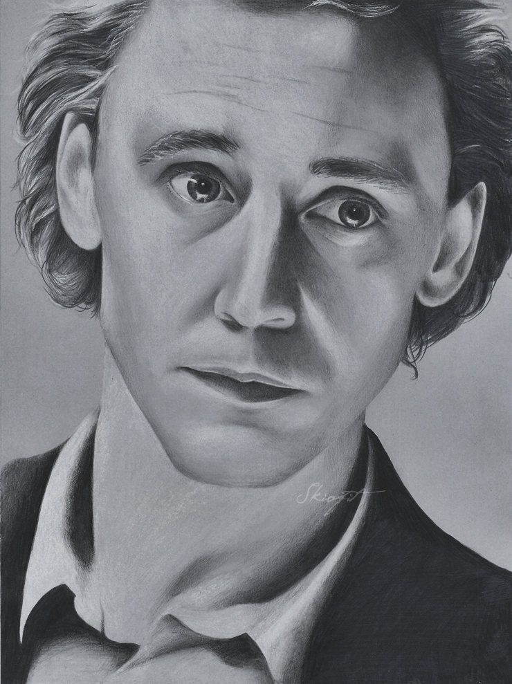 Mr Hiddleston by Skiofit