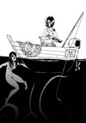 UnderTheBoat by Rom4980