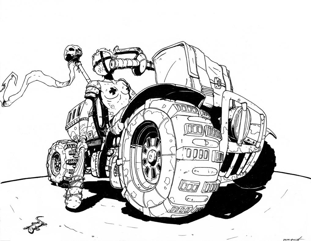 ATV by Rom4980