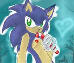 Sonic .. With...Candy
