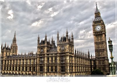 Big Ben by capturingthelight