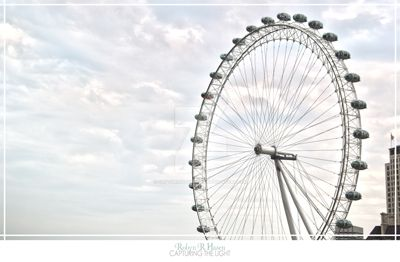 London Eye by capturingthelight