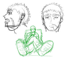 Beelzebub Sketch Kanzaki by sage-halo