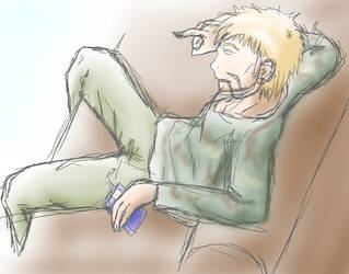 Beelzebub Sketch Kanzaki 2 by sage-halo
