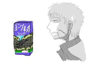Beelzebub Sketch Kanzaki 3 by sage-halo