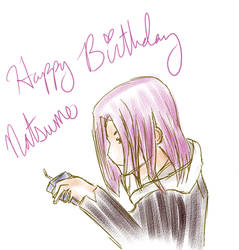HB Natsume 2014 by sage-halo