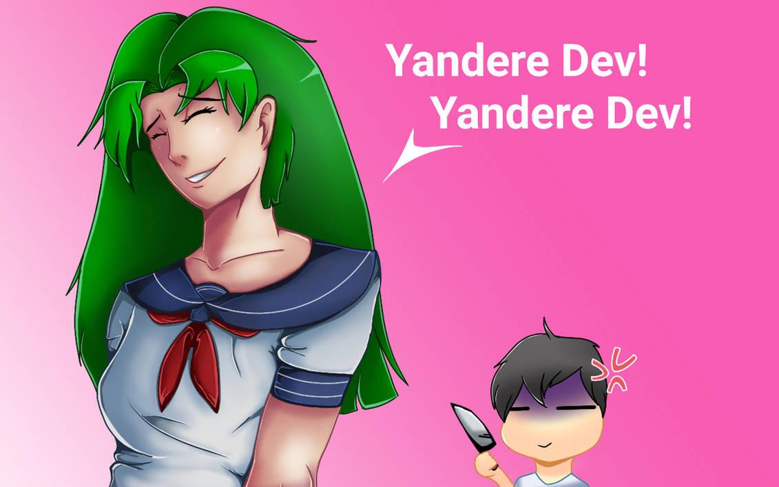 Yandere Dev Yandere Dev Midori Gurin By Kierq On Deviantart