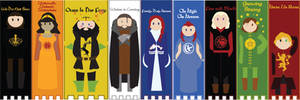 The Great Houses Banners