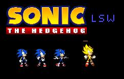 Sonic by qsab101