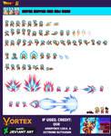 SSJ Blue Goku LSW sheet