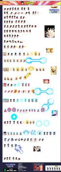 Goku - Ultimate LSW Sheet by qsab101