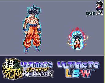 Goku Limit Breaker - Ultimate LSW and EB crossover by qsab101