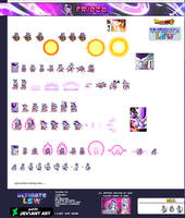 Frieza - Ultimate LSW Sheet by qsab101