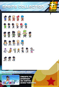 ULSW2 : Sprite Collection