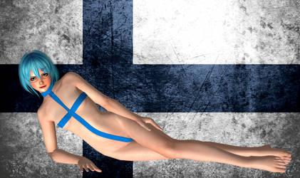 A Finnish Girl.....NiCo by Rhalath