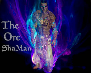 The Orc ShaMan book cover