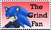 Grind Stamp: Sonic by Invader-Sam