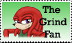 Grind Stamp: Knuckles by Invader-Sam