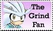 Grind Stamp: Silver by Invader-Sam