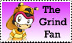 Grind Stamp: Charmy by Invader-Sam