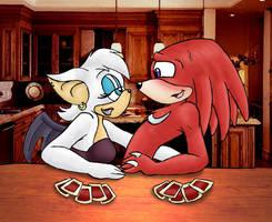 STH: Poker Game by Invader-Sam
