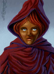 Little Red Riding Hood by Jeff1966