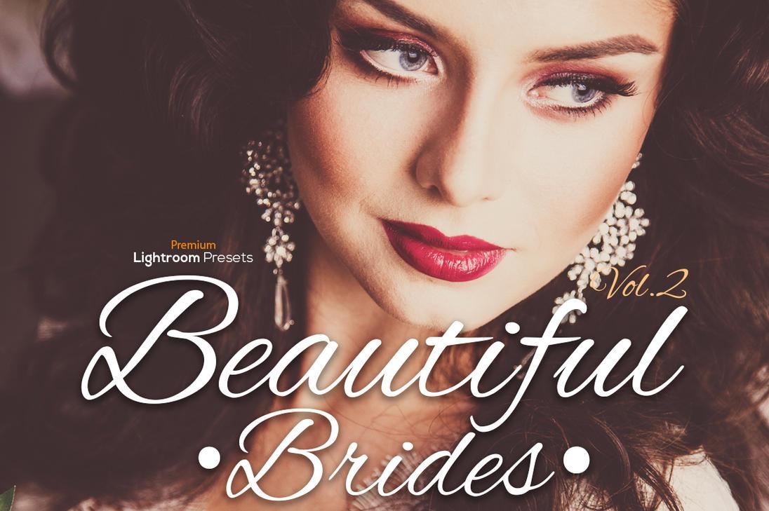 Beautiful Brides Lightroom Presets by AestheticArtz