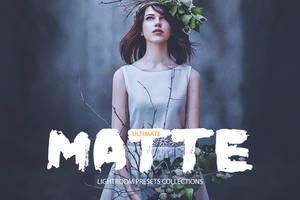 Free Download Ultimate Matte Lightroom Presets by AestheticArtz