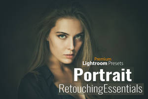 Free Download Portrait Retouching Lightroom Preset by AestheticArtz
