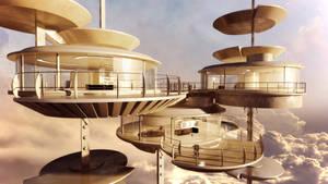Sky Apartments by NikolaUgarkovic203