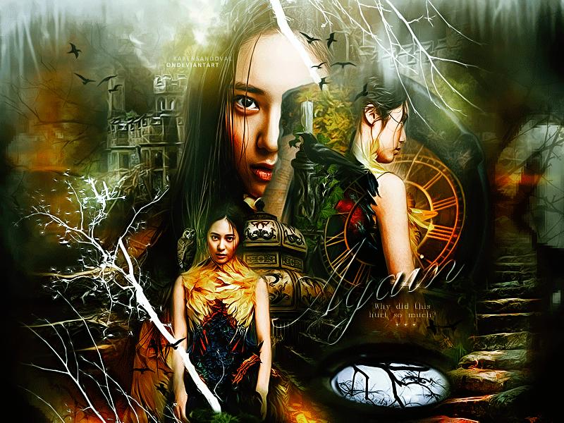 +Again  [BLEND] by Karencitahtokita