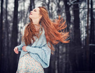 I hear the Wind by Snowfall-lullaby