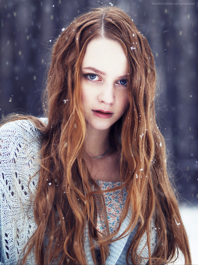 Winter Kind II by Snowfall-lullaby