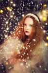 silence snowfall by Snowfall-lullaby