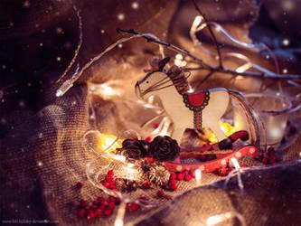 winter magic by Snowfall-lullaby