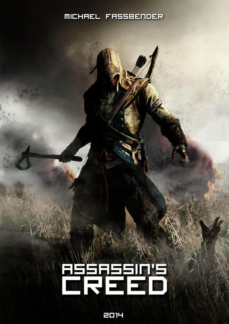 Assassin's Creed Movie Poster - Fan Made by UrgeErGodt on ...