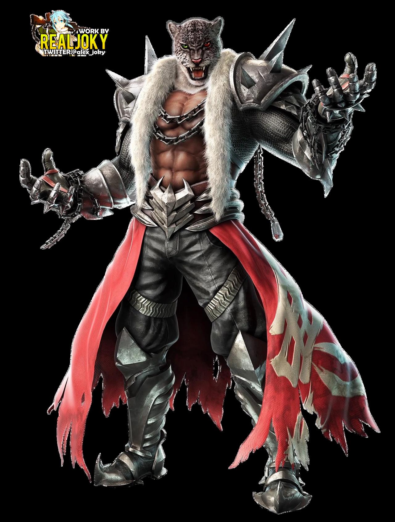 Tekken 7 Armor King Render By Realjoky On Deviantart