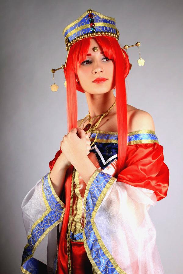 Princess Kakyuu by Dr Whom by MysteriousMaemi