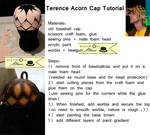 Terence Tinkerbell hat tutorial by MysteriousMaemi