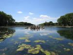 Versailles water side