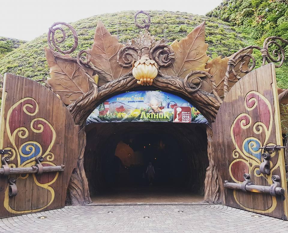 Arthur and the Minimoys by MysteriousMaemi