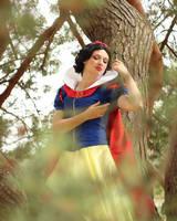 Snow white Fairytale by MysteriousMaemi