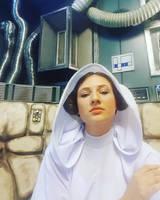 Leia Selfie by MysteriousMaemi