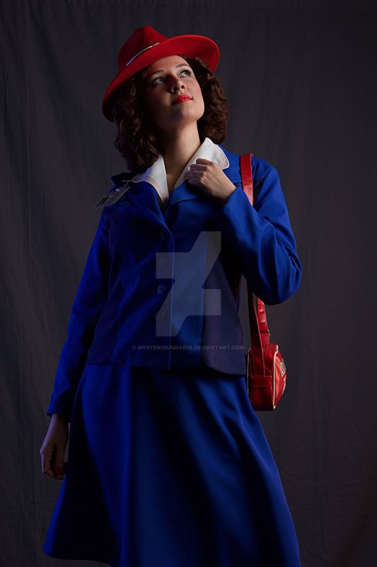Agent Carter by MysteriousMaemi
