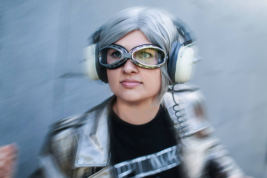 Genderbend Quicksilver by MysteriousMaemi