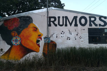Wall Drawing 2 at Costa Rica by MysteriousMaemi