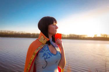 Nico Robin Teaser by MysteriousMaemi