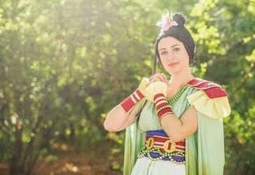Mulan Hannah Alexander by MysteriousMaemi